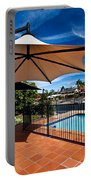 Pool And Umbrella Portable Battery Charger
