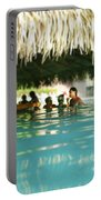 Pool Bar Portable Battery Charger
