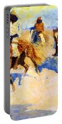 Pool In The Desert 1907 Portable Battery Charger