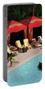Pool Side Portable Battery Charger