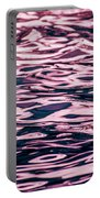 Pool Water Abstract Fine Art By Ronna A. Shoham Portable Battery Charger