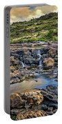 Pools And Waterfalls Portable Battery Charger