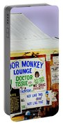 Poor Monkey's Juke Joint Portable Battery Charger