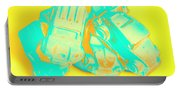 Pop Art Pileup Portable Battery Charger