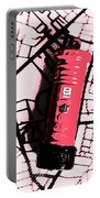 Pop Art Pillar Post Box Portable Battery Charger