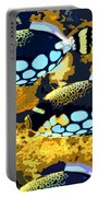 Pop Fish Portable Battery Charger