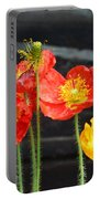 Poppies 17-01 Portable Battery Charger