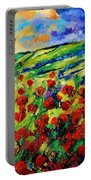 Poppies 78 Portable Battery Charger