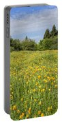 Poppies Forever Portable Battery Charger