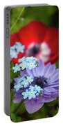 Poppy And Friends Portable Battery Charger