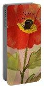 Poppy Art 17-01 Portable Battery Charger