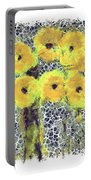 Poppy Bouquet I Pf Portable Battery Charger