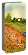 Poppy Hill Portable Battery Charger