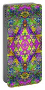 Poppy Opal Yantra Portable Battery Charger