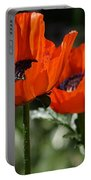 Poppy Pair Portable Battery Charger