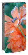 Poppy Passion Portable Battery Charger
