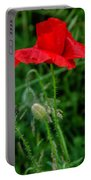 Poppy's Course Of Life Portable Battery Charger
