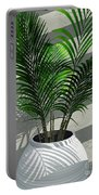 Porch Plant Portable Battery Charger