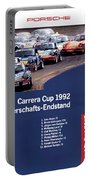 Porsche Carrera Cup 1992 Portable Battery Charger