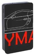 Porsche Cayman Phone Case Portable Battery Charger