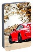 Porsche Gt3 Centerlock Adv1 3  Portable Battery Charger