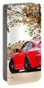 Porsche Gt3 Centerlock Adv1 3  Portable Battery Charger