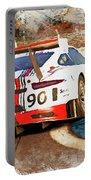 Porsche Gt3 Martini Racing - 02 Portable Battery Charger