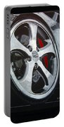 Porsche Techart Wheel Portable Battery Charger