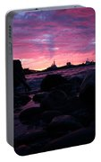 Port Angeles Harbor Eleven Portable Battery Charger