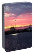 Port Angeles Harbor Thirteen Portable Battery Charger