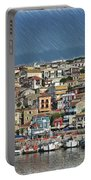 Port City Parga Greece - Dwp1163344 Portable Battery Charger
