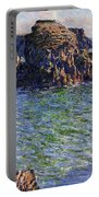 Port Goulphar Belle Ile Brittany Portable Battery Charger