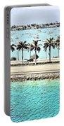 Port Of Miami - Miami, Florida Portable Battery Charger