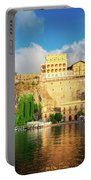 Port Of Sorrento, Southern Italy Portable Battery Charger