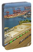 Port Of Vancouver Bc Portable Battery Charger