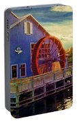 Port Orleans Riverside Portable Battery Charger