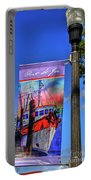 Port St. Joe Banner Portable Battery Charger