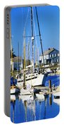Port Townsend Harbor Portable Battery Charger