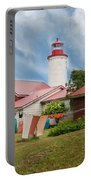 Portage River - Jacobsville - Lighthouse Portable Battery Charger