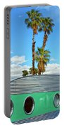 Portholes Palm Springs Portable Battery Charger