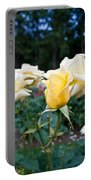 Portland Roses #3 Portable Battery Charger