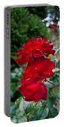 Portland Roses #6 Portable Battery Charger
