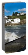 Portmellon In Winter Portable Battery Charger