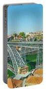 Porto Bridge Skyline Portable Battery Charger