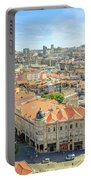 Porto Historic Center Aerial Portable Battery Charger