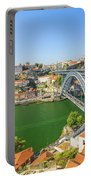 Porto Portugal Skyline Portable Battery Charger