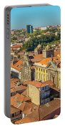 Porto Skyline Portugal Portable Battery Charger