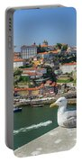 Porto Skyline Seagull Portable Battery Charger