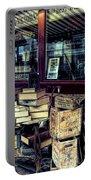 Portobello Road London Junk Shop Portable Battery Charger