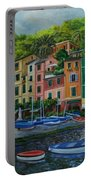Portofino Harbor Portable Battery Charger